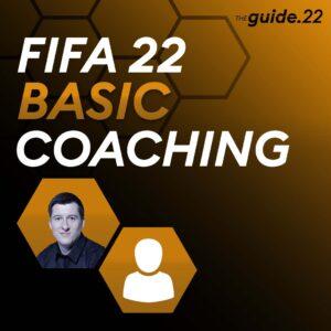 FIFA 22 Coaching – BASIC