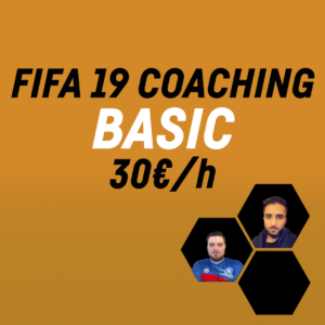 FIFA 19 Coaching – BASIC