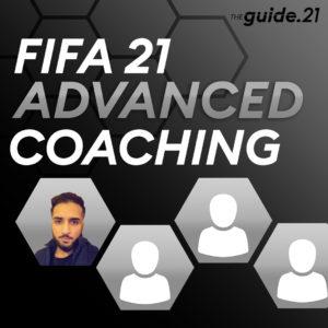 FIFA 21 Coaching – ADVANCED