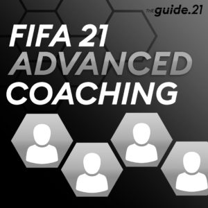 FIFA 21 Coaching – ADVANCED