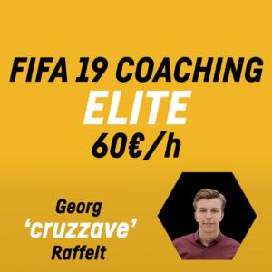 FIFA 20 Coaching – ELITE – Georg
