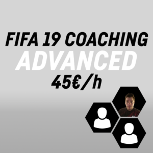 FIFA 19 Coaching – ADVANCED