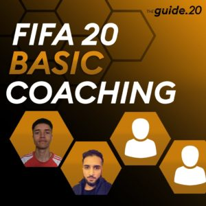 FIFA 20 Coaching – BASIC