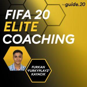 FIFA 20 Coaching – ELITE – Furkan