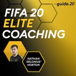 FIFA 20 Coaching – ELITE – Nathan