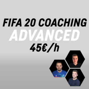 FIFA 20 Coaching – ADVANCED