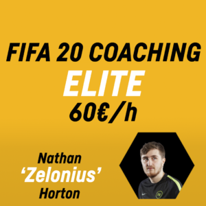 FIFA 20 Coaching – ELITE – Nathan