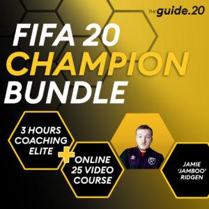 FIFA 20 Coaching – CHAMPION Bundle – Jamboo