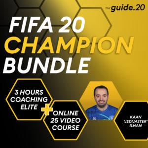FIFA 20 Coaching – CHAMPION Bundle – Kaan