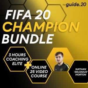 FIFA 20 Coaching – CHAMPION Bundle – Zelonius