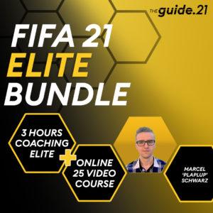 FIFA 21 Coaching – ELITE Bundle – Marcel (Deutsch)