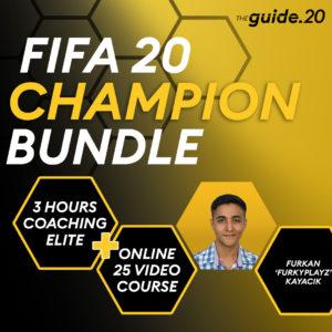 FIFA 20 Coaching – CHAMPION Bundle – Furkan (Deutsch)
