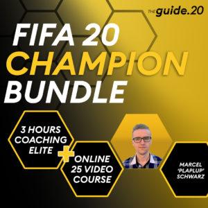 FIFA 20 Coaching – CHAMPION Bundle – Marcel (Deutsch)