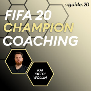 FIFA 20 Coaching – CHAMPION – Kai 'deto' Wollin
