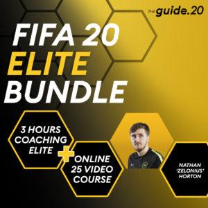FIFA 20 Coaching – ELITE Bundle – Zelonius