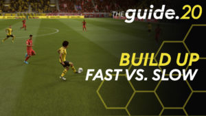 FIFA 20 Attacking Guide – Counterattack and possession play