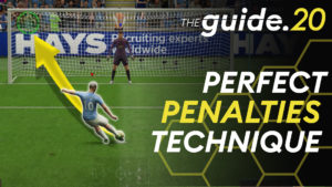 FIFA 20 – Perfect Penalties Technique