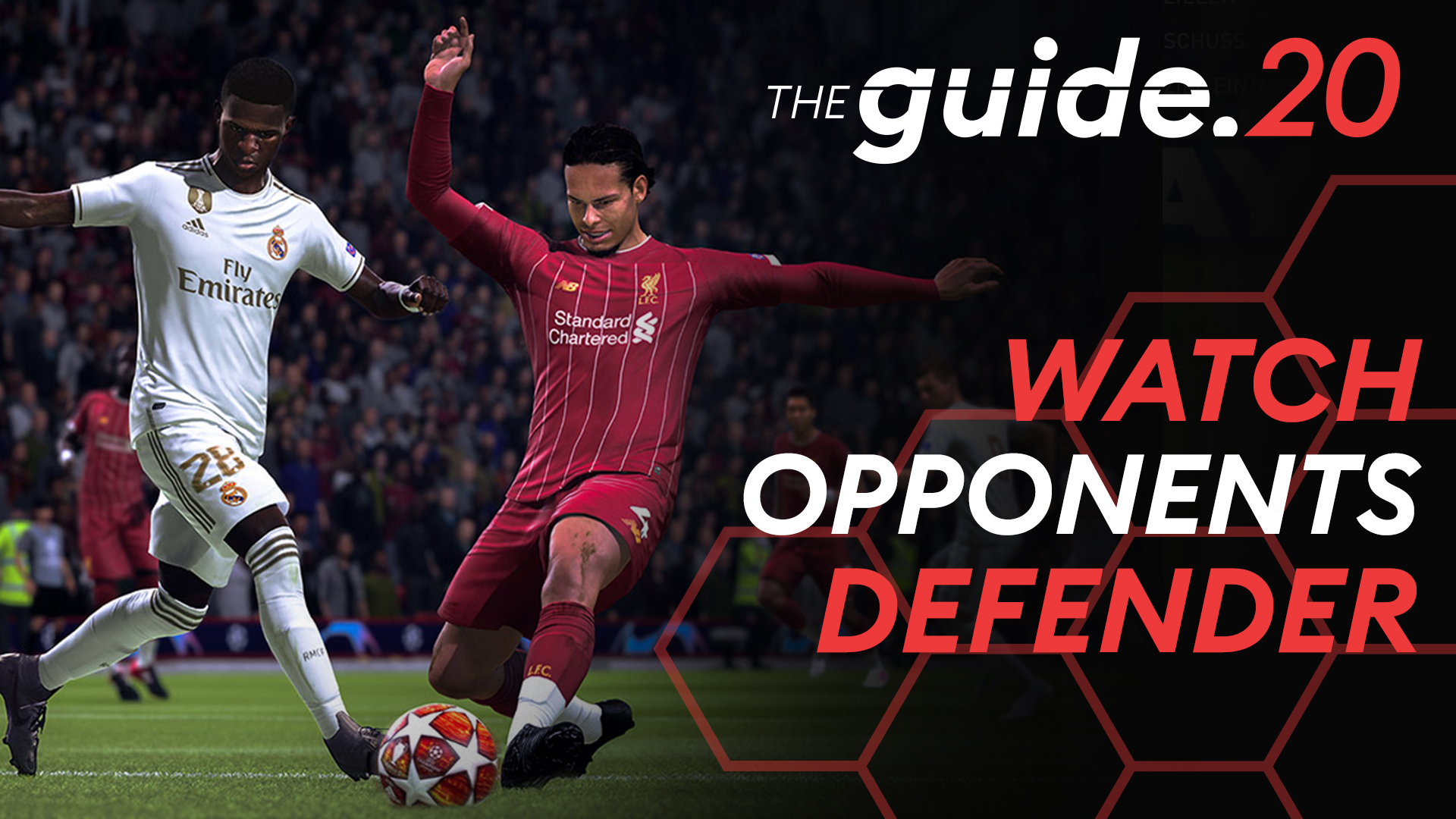 FIFA 20 – Watching The Opponents Defender