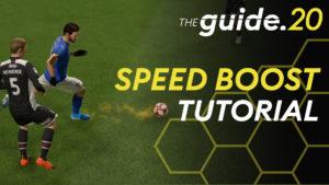 FIFA 20 – Dribbling Speed Boost
