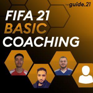FIFA 21 Coaching – BASIC