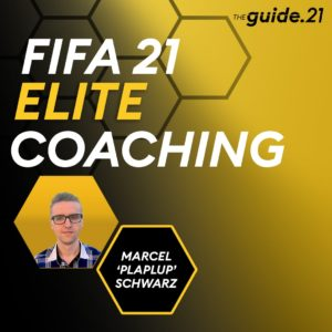 FIFA 21 Coaching – ELITE – Marcel