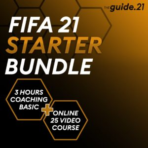 FIFA 21 Coaching – STARTER Bundle (Deutsch)