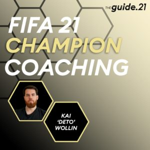 FIFA 21 Coaching – CHAMPION – Kai 'deto' Wollin