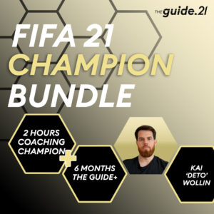 FIFA 21 Coaching – CHAMPION Bundle – deto (Deutsch)