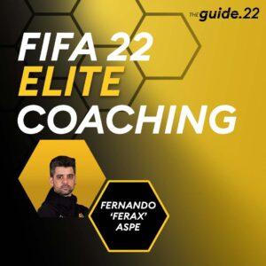 FIFA 22 Coaching – ELITE – FerAx