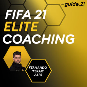 FIFA 21 Coaching – ELITE – FerAx