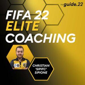 FIFA 22 Coaching – ELITE – SipiFC